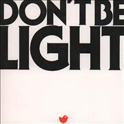 Click here for more info about 'Air (French) - Don't Be Light'