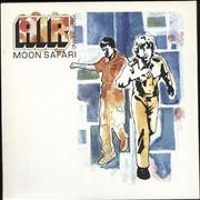 Click here for more info about 'Air (French) - Moon Safari - EX'