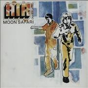 Click here for more info about 'Air (French) - Moon Safari'