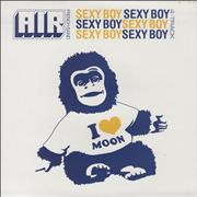 Click here for more info about 'Air (French) - Sexy Boy'