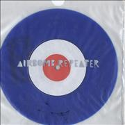 Click here for more info about 'Airbomb Repeater - Dubious Rebel EP - Blue Vinyl'