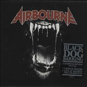 Click here for more info about 'Airbourne - Black Dog Barking'