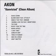 Click here for more info about 'Konvicted - Clean Album'