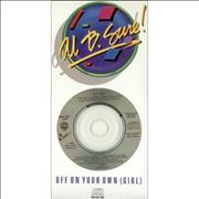 Click here for more info about 'Al B. Sure! - Off On Your Own (Girl)'