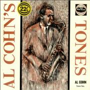 Click here for more info about 'Al Cohn - Al Cohn's Tones'