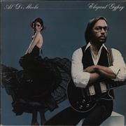 Click here for more info about 'Al Di Meola - Elegant Gypsy - Promo Stamped p/s'