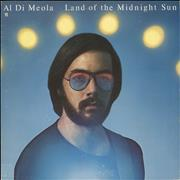 Click here for more info about 'Al Di Meola - Land Of The Midnight Sun'