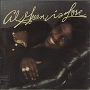 Click here for more info about 'Al Green - Al Green Is Love - Sealed'