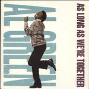 Click here for more info about 'Al Green - As Long As We're Together'