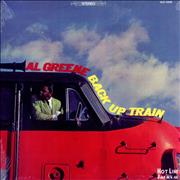 Click here for more info about 'Al Green - Back Up Train'