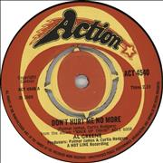 Click here for more info about 'Al Green - Don't Hurt Me No More'