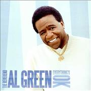 Click here for more info about 'Al Green - Everything's OK'