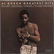 Click here for more info about 'Al Green - Greatest Hits - EX'
