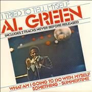 Click here for more info about 'Al Green - I Tried To Tell Myself'