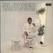 Click here for more info about 'Al Green - I'm Still In Love With You - EX'