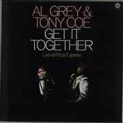 Click here for more info about 'Al Grey - Get It Together - Autographed'