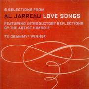 Click here for more info about 'Al Jarreau - 6 Selections From Love Songs'