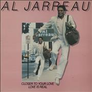 Click here for more info about 'Al Jarreau - Closer To Your Love'