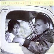 Click here for more info about 'Al Jarreau - L Is For Lover'
