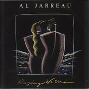 "Al Jarreau Raging Waters UK 12"" vinyl"