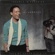 Click here for more info about 'Al Jarreau - Trouble In Paradise'