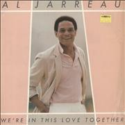 Click here for more info about 'Al Jarreau - We're In This Love Together - Shrink'