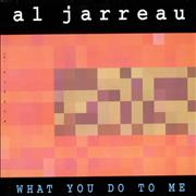Click here for more info about 'Al Jarreau - What You Do To Me'