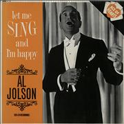 Click here for more info about 'Al Jolson - Let Me Sing And I'm Happy'