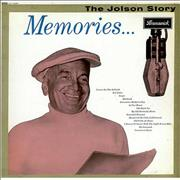 Click here for more info about 'Al Jolson - Memories...'