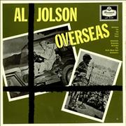 Click here for more info about 'Al Jolson - Overseas'