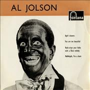 Click here for more info about 'Al Jolson - Sings'
