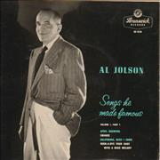 Click here for more info about 'Al Jolson - Songs He Made Famous Vol. 1, Part 1'