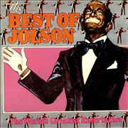 Click here for more info about 'Al Jolson - The Best Of Jolson - The World's Greatest Entertainer'