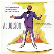 Click here for more info about 'Al Jolson - The World's Greatest Entertainer'