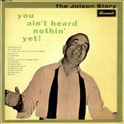 Click here for more info about 'Al Jolson - You Ain't Heard Nothin' Yet'