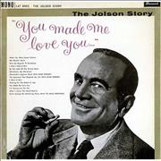 Click here for more info about 'Al Jolson - You Made Me Love You'