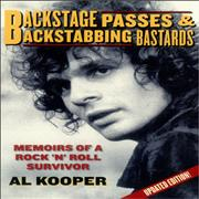 Click here for more info about 'Al Kooper - Backstage Passes & Backstabbing Bastards'