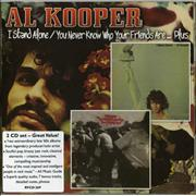 Click here for more info about 'Al Kooper - I Stand Alone / You Never Know Who Your Friends Are'
