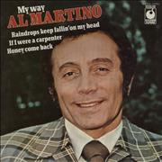 Click here for more info about 'Al Martino - My Way'