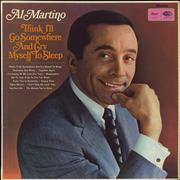 Click here for more info about 'Al Martino - Think I'll Go Somewhere And Cry Myself To Sleep'