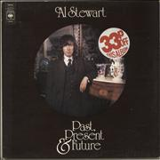 Click here for more info about 'Al Stewart - Past, Present & Future - Graduated Orange'