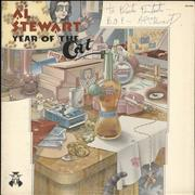 Click here for more info about 'Al Stewart - Year Of The Cat - Autographed'