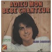 Click here for more info about 'Alain Chamfort - Adieu Mon Bébé Chanteur'