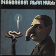 Click here for more info about 'Alan Hull - Pipedream + Booklet - EX'