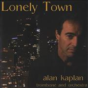 Click here for more info about 'Alan Kaplan - Lonely Town'