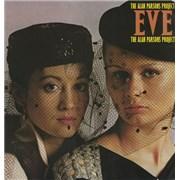 Alan Parsons Project Eve Italy vinyl LP