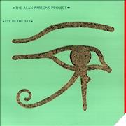 Alan Parsons Project Eye In The Sky USA vinyl LP