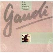 Alan Parsons Project Gaudi - sealed USA vinyl LP