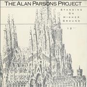 "Alan Parsons Project Standing On Higher Ground USA 12"" vinyl"