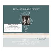 Alan Parsons Project Tales Of Mystery And Imagination - Deluxe Edition UK 2-CD album set